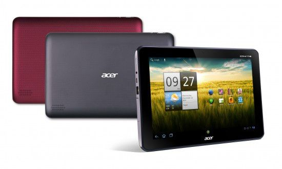 Innovation high tech : tablette Acer Iconia Tab A200