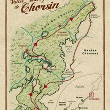 Cascade de Chorsin (Loire, 42)