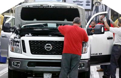Nissan va redémarrer ses usines aux USA!