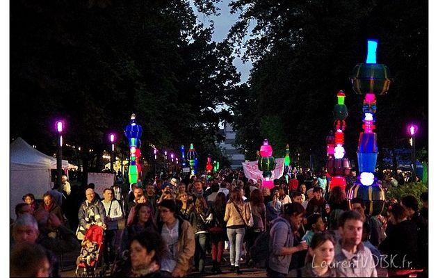 Viva-Cité 2014 (8/10) : Le Bois de la Garenne la nuit