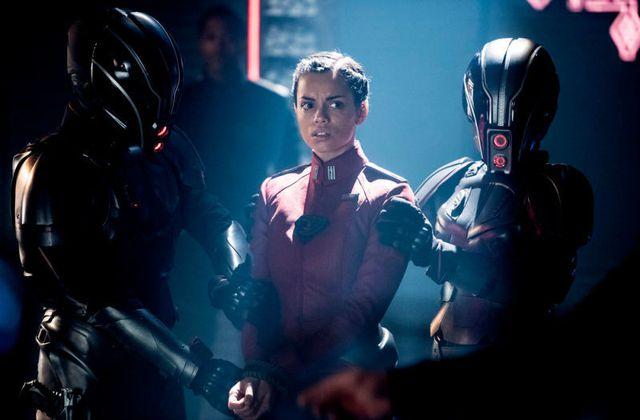 Critiques Séries : Krypton. Saison 1. Episode 4.