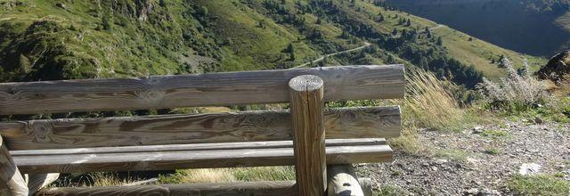 Pastoralisme au col de Sarenne en Oisans (38)