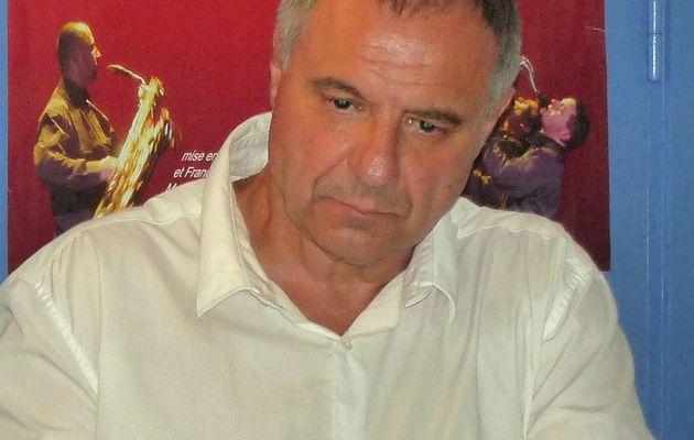 Rencontre avec Gilles CHERBUT le 28 février
