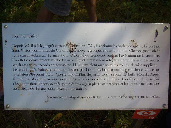 SAINT-JULIEN, SENTIER PATRIMOINE