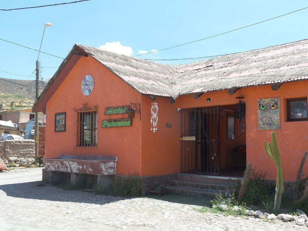 Belles rencontres de l'hostel Panchamama