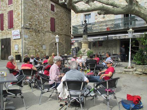 Vendredi 31 mars : Aiguèze