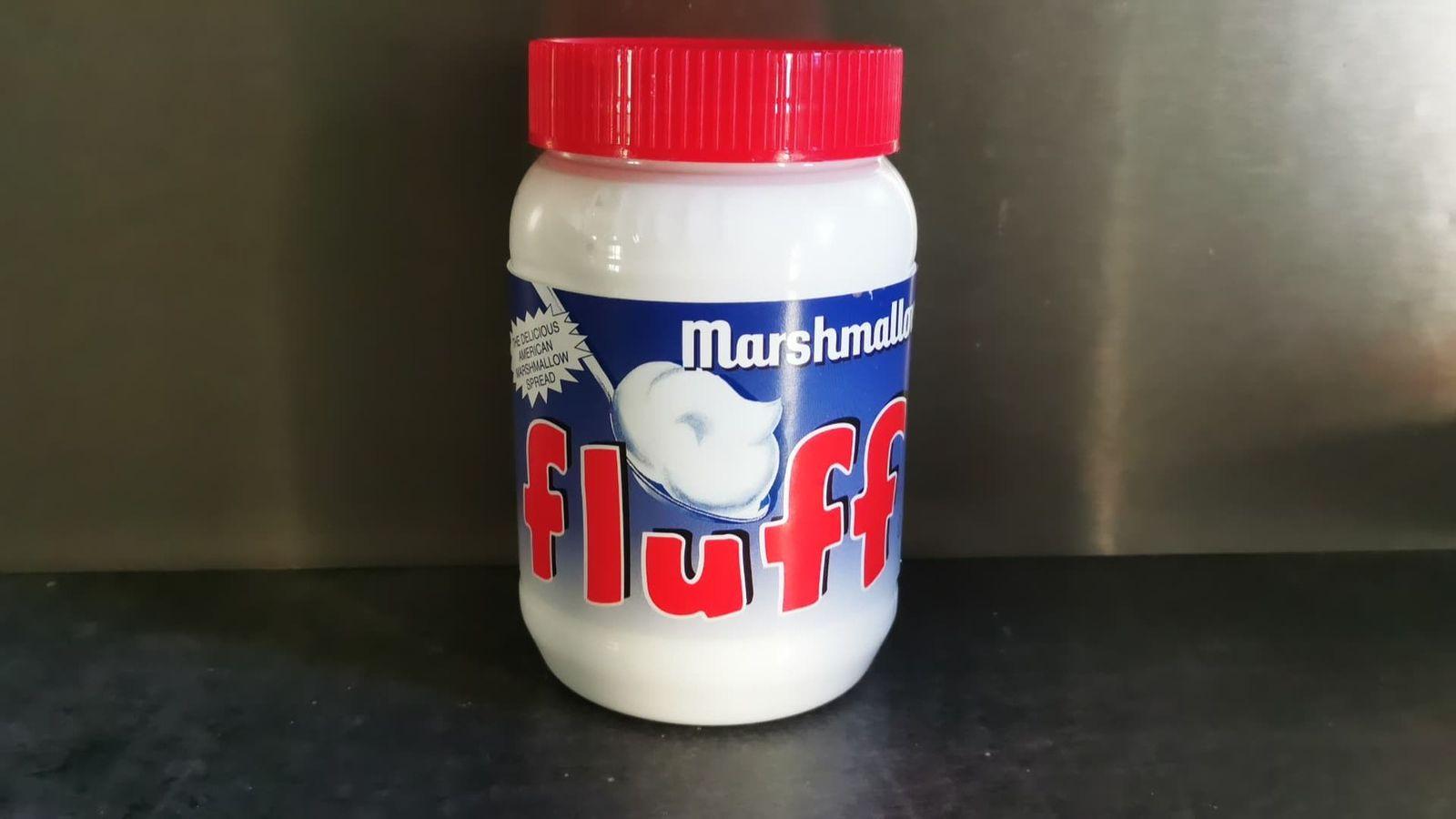 On a testé du Fluff , marshmallow, à la vanille !