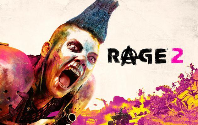 [TEST] RAGE 2 XBOX ONE X : Un FPS nerveux sous acide à déguster dans un monde ouvert