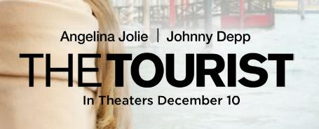 """""""THE TOURIST"""" : LES PREMIERES IMAGES !"""