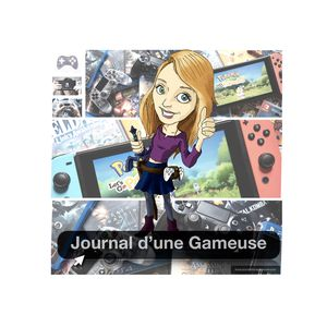 Journal d'une Gameuse