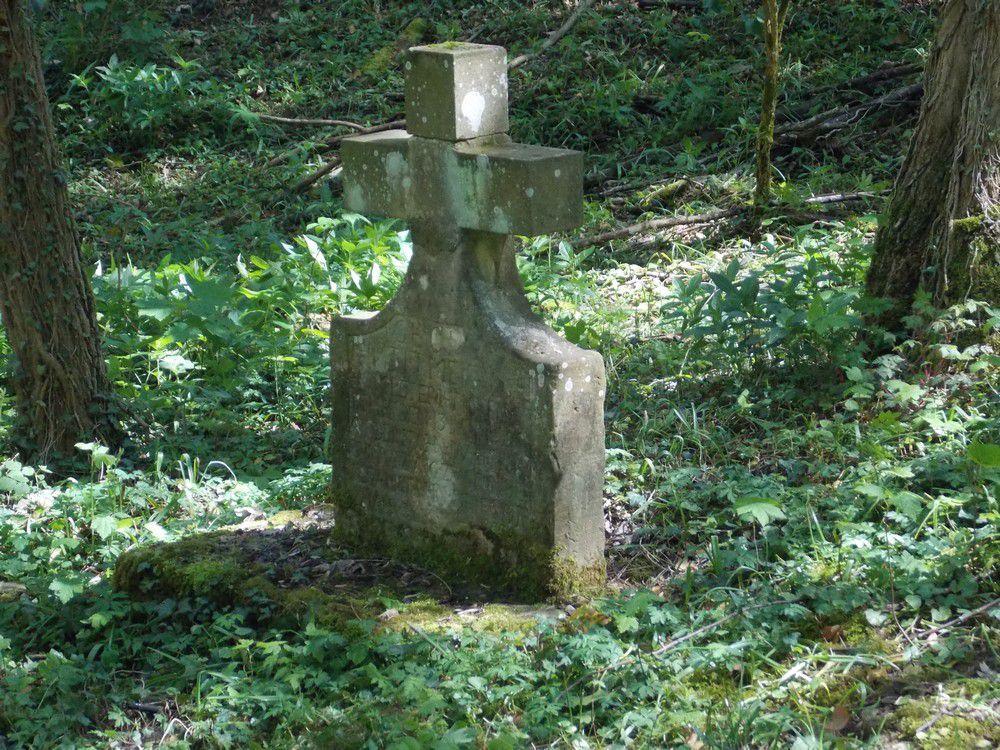 La croix de la Vieille Steig