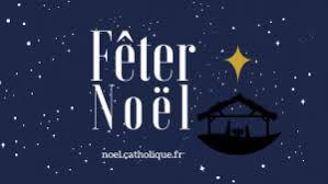Messes et célébrations anticipées «de Noël» confirmées.