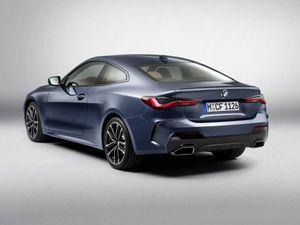 BMW Série 4 Coupé : un look confirmé!