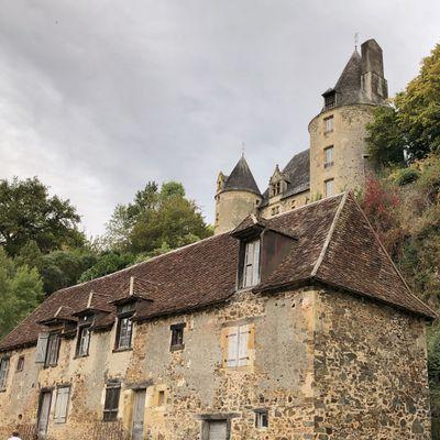 Chateau de la forge Savignac Ledrier