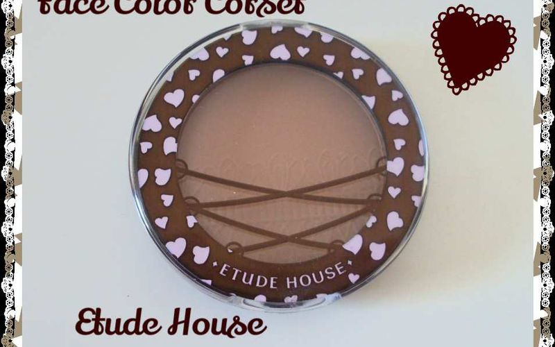 Bronzer Face Color Corset Etude House