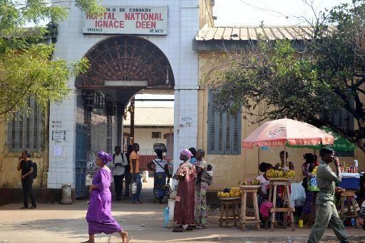 Guinée : le virus Ebola a atteint Conakry