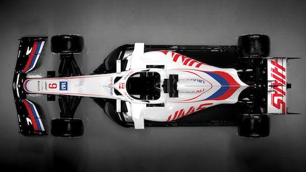 Sponsoring : La nouvelle HAAS formule 1 est dévoilée avec de nouveaux sponsors