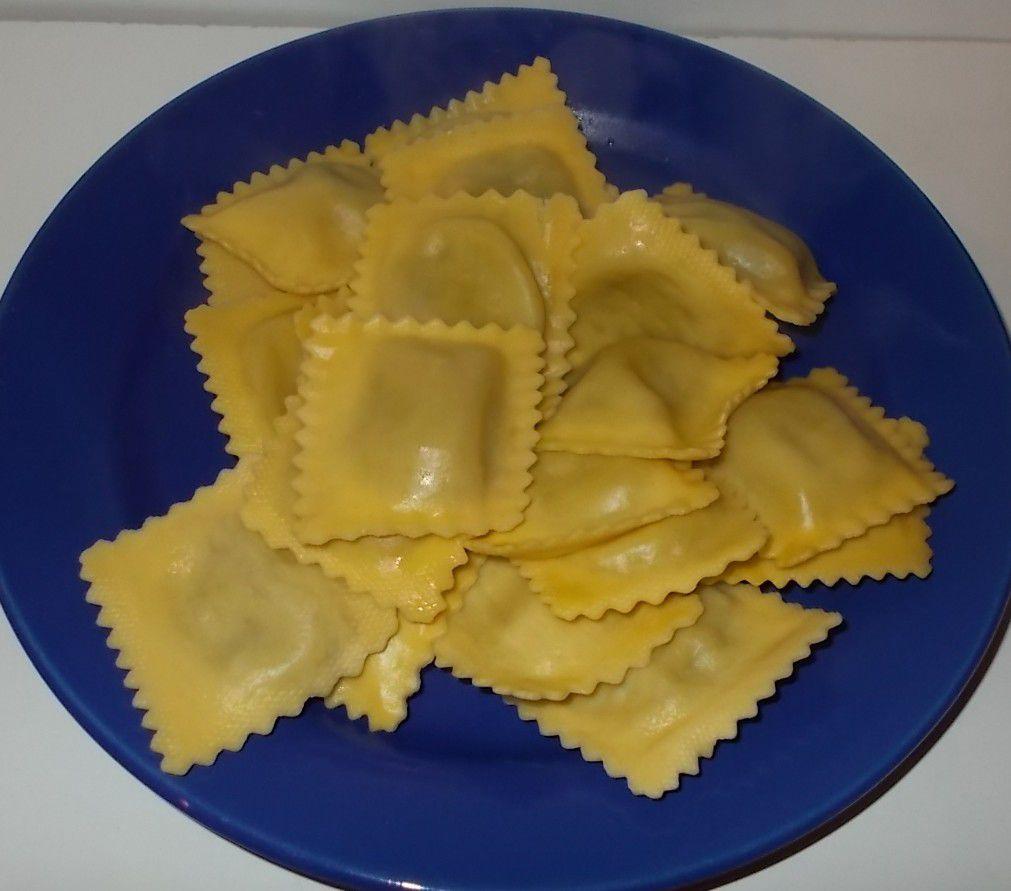 Aldi D'Antelli Premium Pasta Ravioli mit Rucola