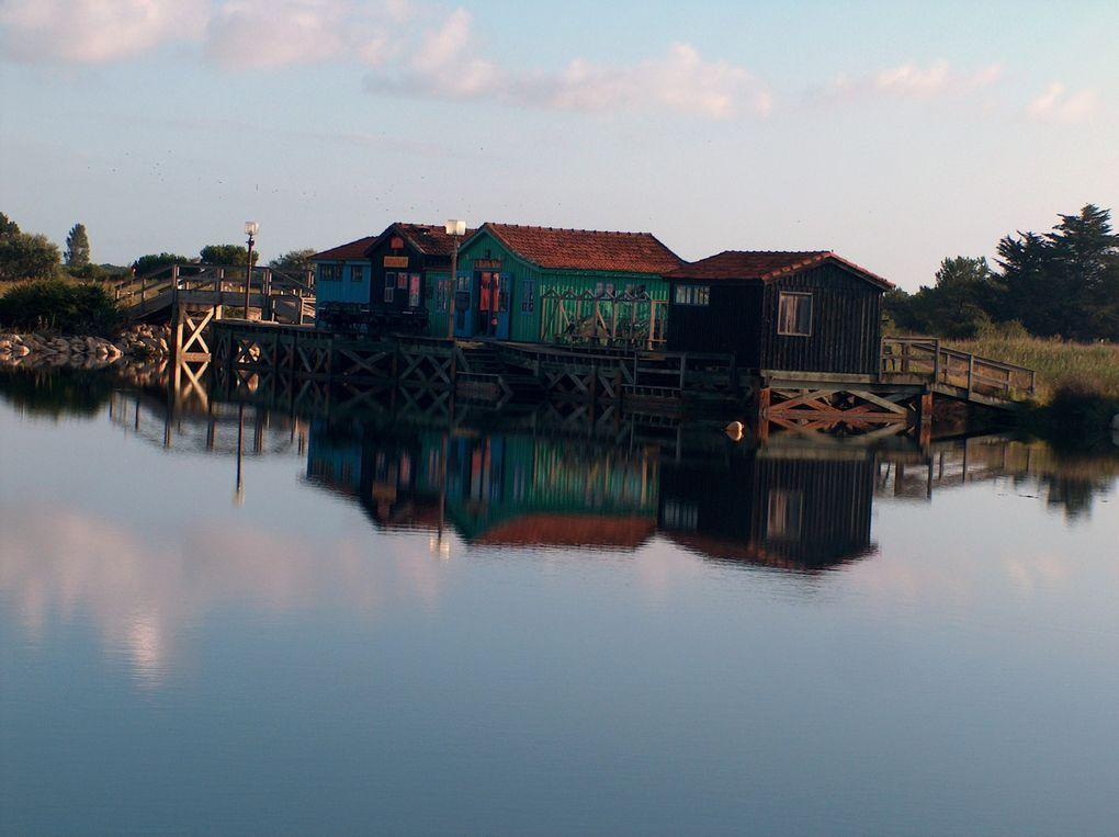 Paysages, monuments, patrimoine...Aspects multiples de l'île.