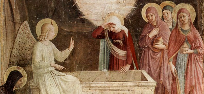 Bon et Saint Dimanche de Pâques à tous !