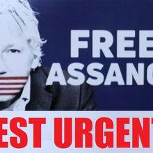 Conférence de soutien à Julian Assange à la fête de l'Humanité