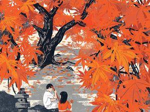 Les impressions japonaises de Delphine Roux