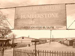 DE HUMBERSTONE (VILLE FANTOME) A ARICA !