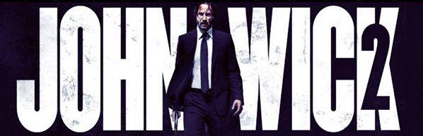 Nouvelle bande-annonce pour JOHN WICK 2 avec Keanu Reeves !