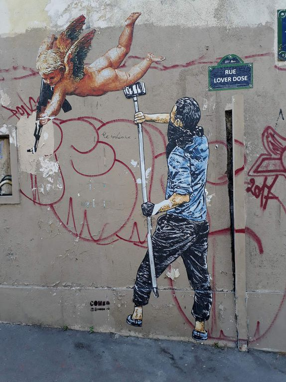 Combo CK - Comics - Paris