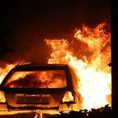 Cette nuit à Grenoble : 65 véhicules brûlés, une interpellation