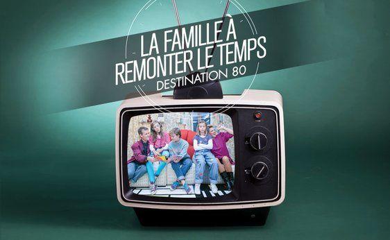 « La famille à remonter le temps » ce jeudi à 20h55 sur M6