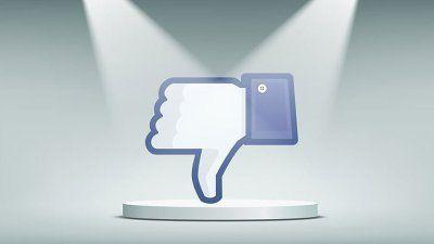 Buzz : Facebook et son nouveau bouton downvote