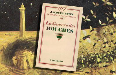 📚 JACQUES SPITZ - LA GUERRE DES MOUCHES (1938)