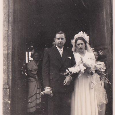 Mariage de Simone Parent