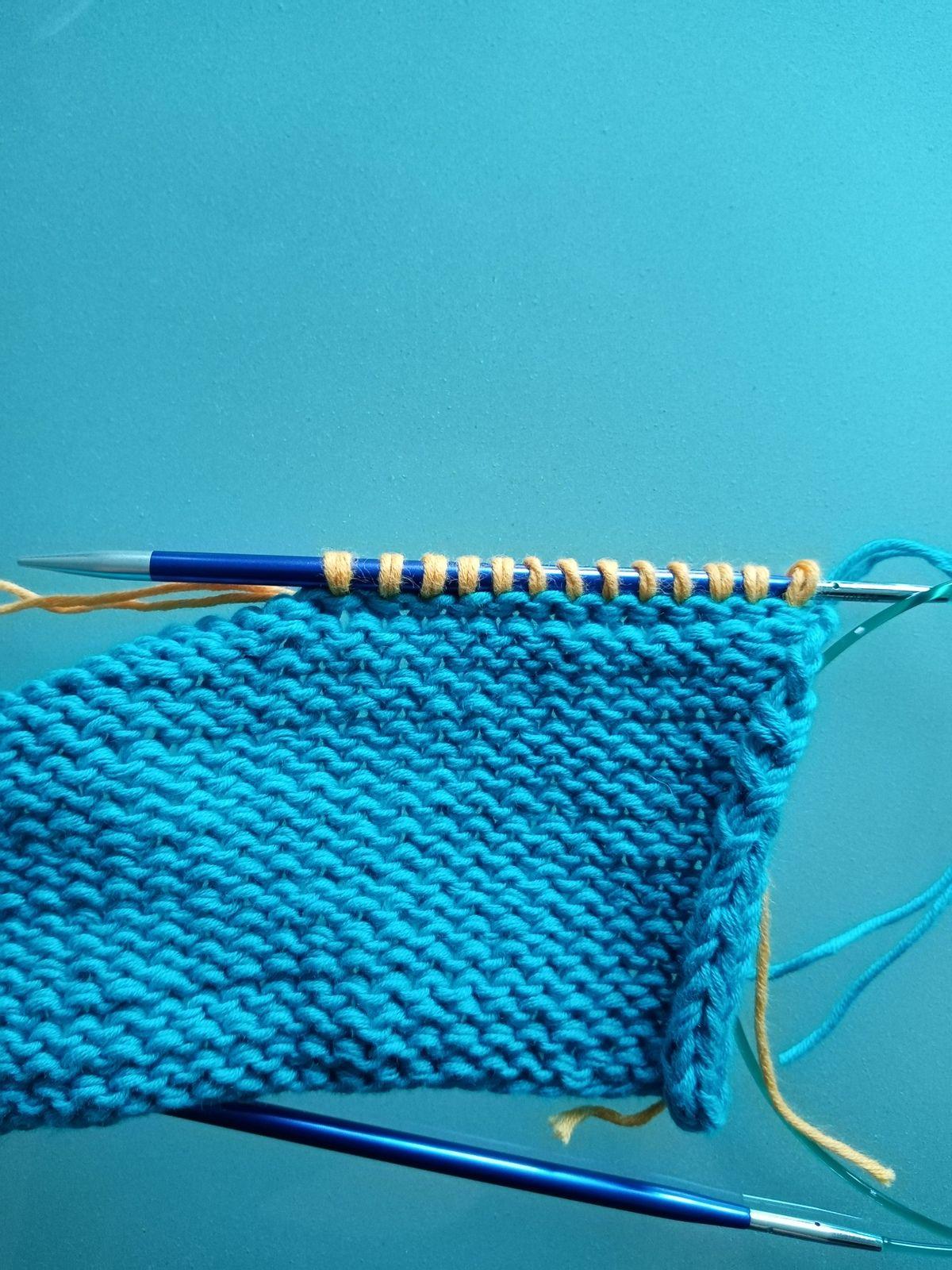 sac au tricot