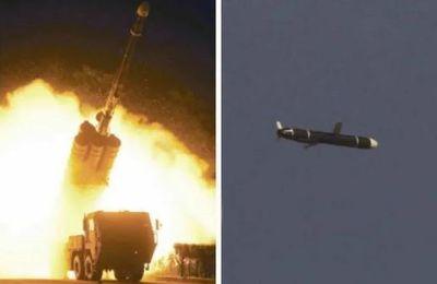 La Corée du Nord a testé un nouveau missile de croisière, d'une portée de 1500 km