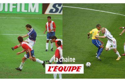 Les matches de légende des Bleus à suivre sur la chaine L'Équipe !