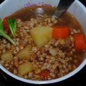 Soupe d'Orge - Graine d'Epices