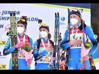MAYA Championne du monde en relais catégorie jeune