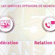 BPO: la qualité prime avec SEDECO !