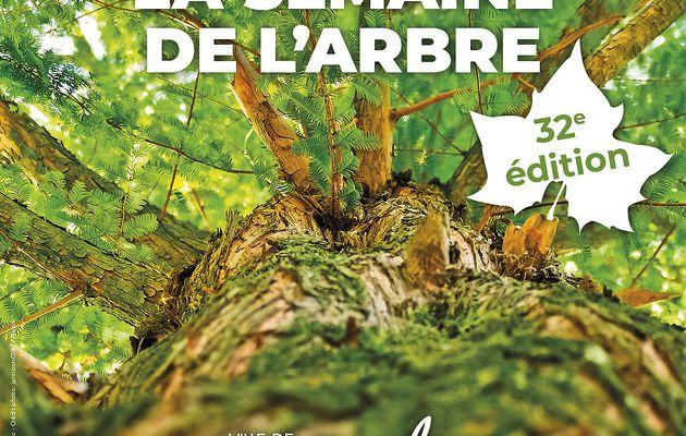 La Baule - La 32e édition de la semaine de l'arbre - 27 octobre au 2 novembre 2021