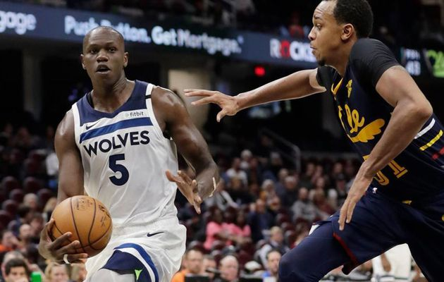 Gorgui Dieng porte les Wolves avec une grosse performance : 22 points, 13 rebonds, 6 passes et 4 blocs