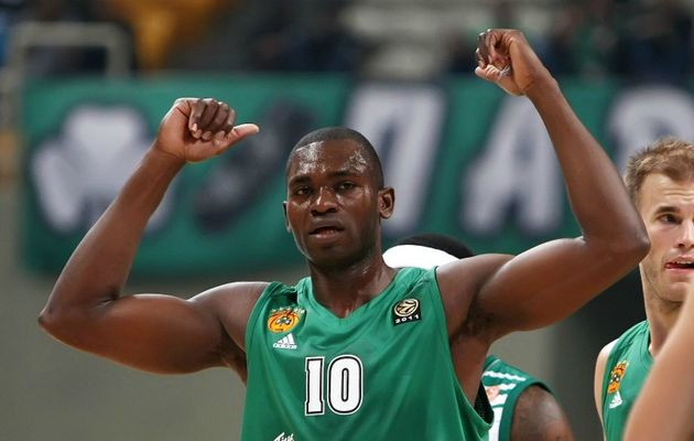 Interview d'avant match de Romain SATO fait par l'Euroligue