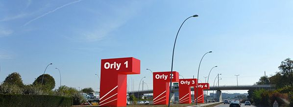 Orly Sud-Orly Ouest, c'est fini. Bienvenue ORLY 1-2-3-4 !