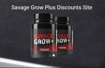 Savage Grow Plus : Boost Your Confidence Level With Male Enhancement Pills!