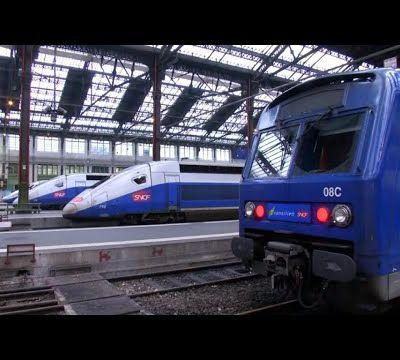 SNCF:si vous prenez le train en marche , ça va marcher moins bien pendant quelques semaines ...
