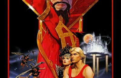 FLASH GORDON - 4K HDR Restauration - Studiocanal - Mike Hodges
