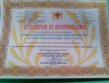 Le Lycée Franco-Arabe vient de recevoir un don de manuels scolaires de l'ONG Action Humanitaire Africaine.