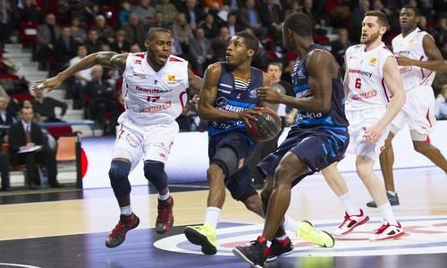 Pro A: Gravelines-Dunkerque stoppe Nancy