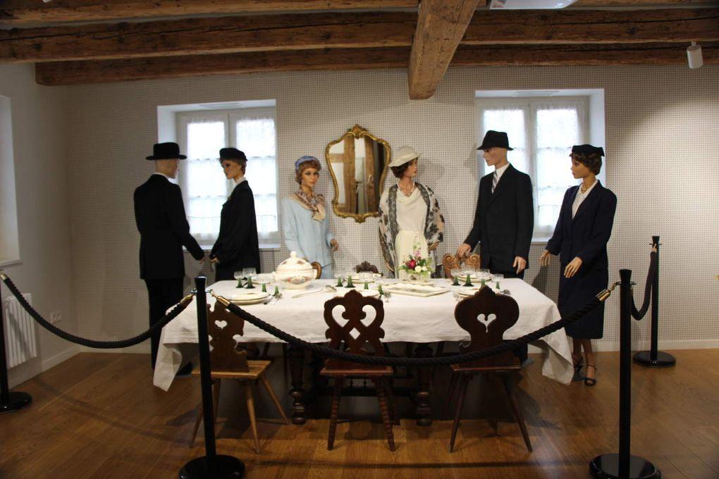 """Expo """"L'Alsace dans son assiette"""" Maison du Kochesberg"""